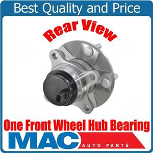 100% New ONE FRONT Wheel Hub Bearing Rear Wheel Drive ONLY for Lexus RC350 15-16