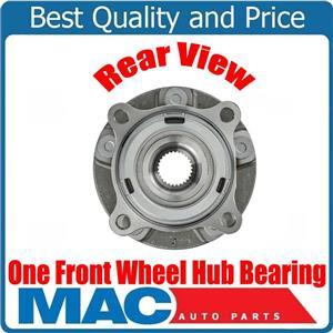 100% New ONE FRONT Wheel Hub Bearing Assembly for Niissan GT-R Nismo 15-18 Only
