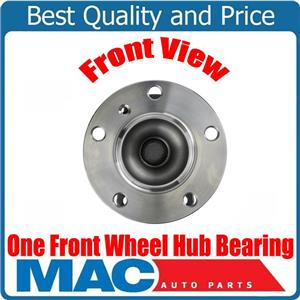 100% New ONE FRONT Wheel Hub Bearing Rear Wheel Drive for BMW 528i 535i 15-16