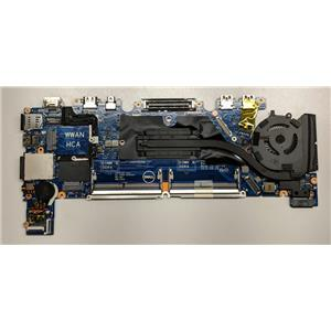 """Dell Latitude 12.5"""" E7270 Intel i7-6600U 2.6GHz Motherboard LA-C451P T0V7J"""