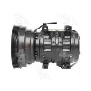 AC Compressor Fits 1996-1997 Toyota RAV4 (1 Year Warranty) R77324