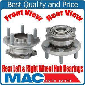 100% REAR Brand New Left and Right Wheel Hub Bearings for Chrysler 300 10-14
