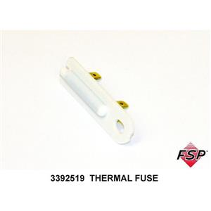 Dryer Thermal Fuse WP3392519 3392519  works for Whirlpool Various Models