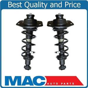 100% New REAR Complete Spring Struts for Chevrolet Camaro 2pc V6 3.6L 2010 REAR