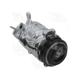 AC Compressor fits 2015-2016 GMC Pick UP & Chevy (1YW) R178363