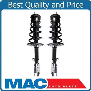 2- 100% New REAR Complete Spring Struts for Toyota Avalon Hybrid 13-15 Only REAR