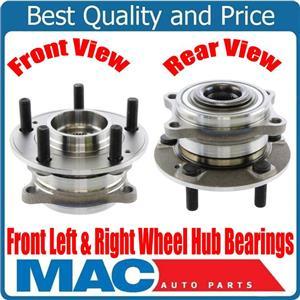 2 100% Brand New FRONT Wheel Hub Bearings for KIA Sedona 2015-2019
