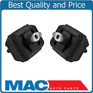 100% New Front Engine Mount Bushings for Dodge Ram 1500 5.7L 2 Wheel Drive 06-07