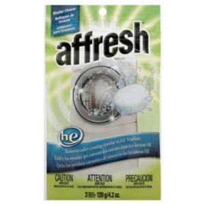 Laundry Washer Affresh Cleaner W10135699 works for Whirlpool Various Models