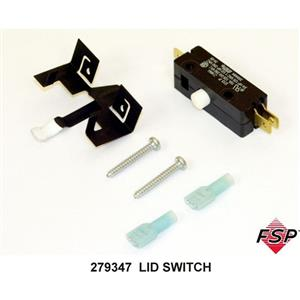 Laundry Washer Lid Switch Kit W10820036 works for Whirlpool Various Models