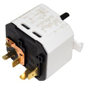 Green Choice Relay Push-To-Start Switch WP3398095 works for Whirlpool Models