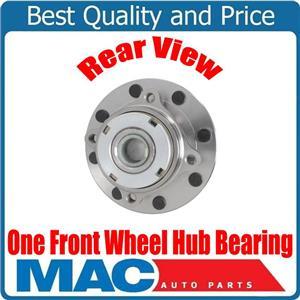 ONE Front Wheel Hub 03/08/99-01 for Ford F250 Super Duty 4WD Single Rear Wheel