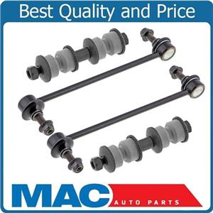 100% Brand New Front & Rear Sway Bar Stabilizer Links for Ford Focus 2000-2010