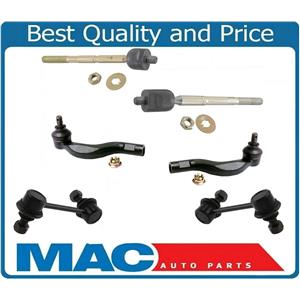 Brand New Front Inner and Outer Tie Rods & Links for Lexus LS400 1995-2000
