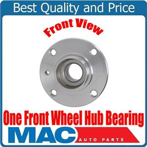 ONE 100% New Front Wheel Hub Bearing for Bmw E30 318i 325 325is 325e 325i 84-91