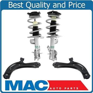 100% Brand New Front Complete Struts & Lower Control Arms for Nissan NV200 13-15