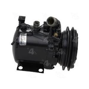 AC Compressor Fits BMW 318i  528i  528e (1 year Warranty) Reman 57402