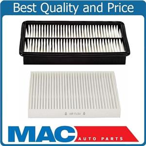 Engine Air Filter and Cabin Filter Combo 2p Kit 100% New for MAZDA 6  2.3L 03-08