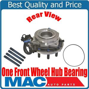 ONE 100% New FRONT Wheel Hub Bearing REAR WHEEL DRIVE for Ford F550 11-16