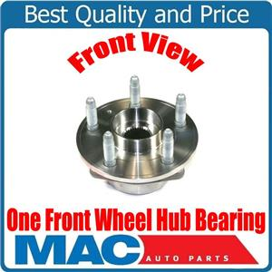 ONE 100% Brand New FRONT Wheel Hub Bearing for Chevrolet Camaro 16-17 13591195
