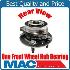 ONE 100% Brand New FRONT Wheel Hub Bearing for 16-18 Chevrolet Malibu 13507016