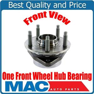 ONE 100% New FRONT Wheel Bearing Hub Assembly for Chevrolet Cruze 13580305 16-18