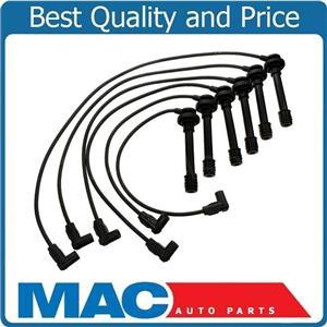 100% New Spark Plug Wires for Honda Passport 94-95 for Isuzu Rodeo 93-95 3.6L V6