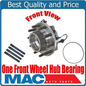 ONE 100% New FRONT Wheel Hub Bearing for Ford 4 Wheel Drive 4x4 F450 F550 11-16