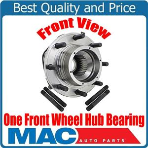 New FRONT Wheel Hub Bearing Rear Wheel Drive Crew Cab Only for Ford F450 11-16