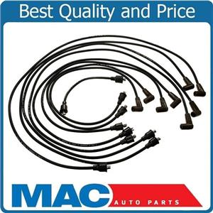 100% Brand New Spark Plug Ignition Wires for Chevrolet Corvette 5.7L 1971-1972