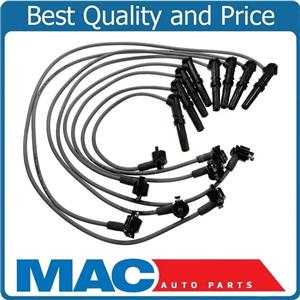 100% New Ignition Wires for Ford Thunderbird for Mercury Cougar V8 1994-1997