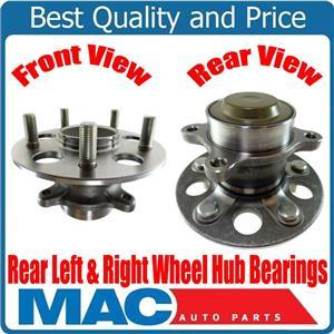 100% New REAR Wheel Hub Bearings for Honda Civic HYBRID 13-15 REF# 42200 TT1-A01