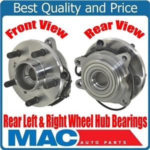 100% New REAR Wheel Hub Bearings for Land Rover Discovery 99-04 REF# TAY100050