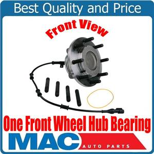 New FRONT Wheel Hub Bearing for Ford 02-03 E550 Super Duty Van REF# 3C2Z1104AA