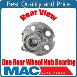 ONE REAR 100% New Wheel Hub Bearing for Toyota Rav4 All Wheel Drive 2001-2005