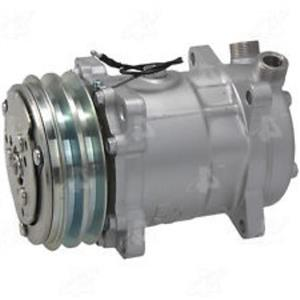 AC COMPRESSOR SD508HD 58554 (ONE YEAR WARRANTY) REMAN