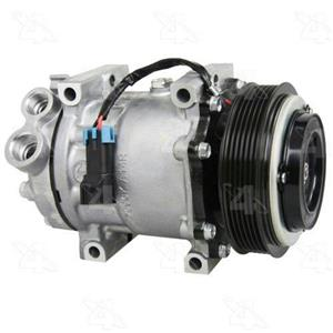 AC Compressor Sanden SD7H15 8 groove (One Year Warranty) R168519