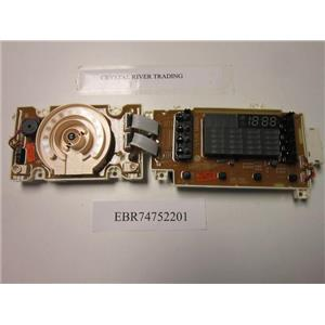 Washer Display Control Board EBR74752201 works for LG/ZENITH Various Models