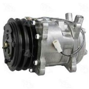 AC Compressor Sanden SD5H11 2 Groove (One Year Warranty) R158585