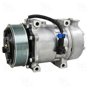 AC Compressor Sanden SD7H15 8 Groove (One Year Warranty) R158569