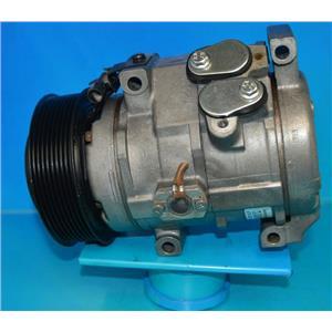 AC Compressor Fits 2007-2017 Toyota Tundra  (1 Year Warranty) R157325