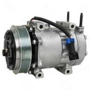AC Compressor Sanden SD7H15 6 Groove (One Year Warranty) R158579
