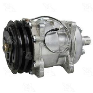 AC Compressor Sanden SD505 2 Groove (One Year Warranty) R158584