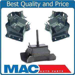 Motor Transmission Mounts for Chevrolet Express 1500 Rear Wheel Drive 5.3L 03-14