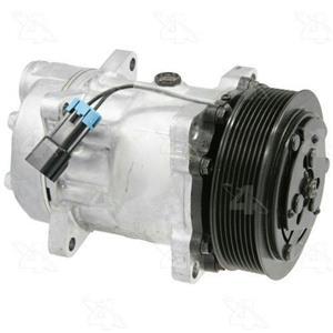 AC Compressor Sanden SD7H15 8 Groove (One Year Warranty) R58779