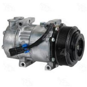 AC Compressor Sanden SD7H15 8 Groove (One Year Warranty) R168537