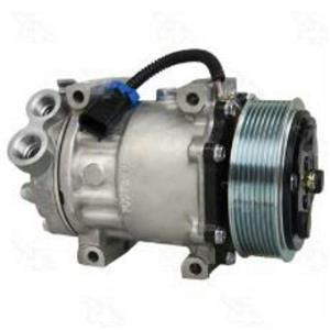 AC Compressor Sanden SD7H15 8 Groove (One Year Warranty) R158534