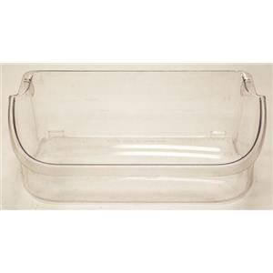 Refrigerator Clear Door Bin 240356402 works for Frigidaire Various Models