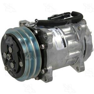 AC Compressor Sanden SD7H15 2 Groove (1 Year Warranty) R78553
