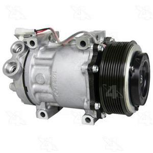 AC Compressor Sanden SD7H15 8 Groove (One Year Warranty) R168518